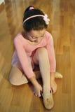 ballerina λίγα Στοκ φωτογραφίες με δικαίωμα ελεύθερης χρήσης