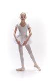 The ballerina Royalty Free Stock Photos