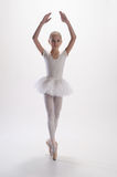 The ballerina Royalty Free Stock Photo