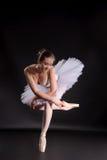 Ballerina Fotografia Stock Libera da Diritti