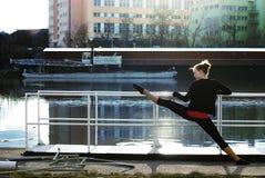 Ballerina Lizenzfreies Stockbild