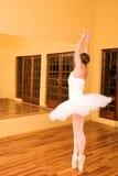 Ballerina #24 Royalty Free Stock Image