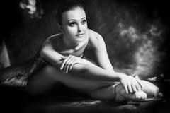 Ballerina Fotografie Stock