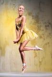 Ballerina Στοκ εικόνα με δικαίωμα ελεύθερης χρήσης