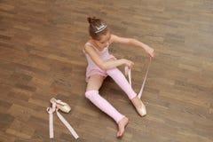 Ballerina Arkivbild