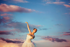ballerina Stockbilder