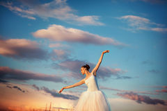 ballerina Lizenzfreie Stockbilder
