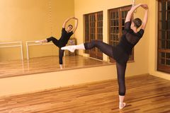 Ballerina #54 Fotografia Stock