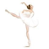 Ballerina Stock Foto's