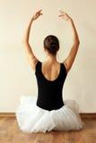 ballerina Foto de Stock Royalty Free