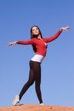 Ballerina Stock Photo