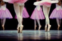 Ballerina angels Royalty Free Stock Image