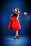 Ballerina child Royalty Free Stock Image