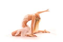 Ballerina dance Stock Image