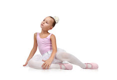 Ballerina dancer in tutu Royalty Free Stock Photography