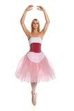 Ballerina Dancing Stock Photos