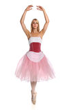 Ballerina Dancing Royalty Free Stock Image