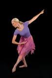 Ballerina Dancing Royalty Free Stock Photography