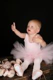 Ballerina del bambino Immagini Stock Libere da Diritti