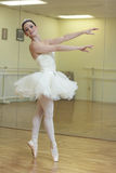 Ballerina di Dancing Immagine Stock
