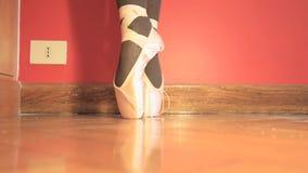 Ballerina stock video footage