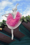 Ballerina figure. Royalty Free Stock Photo