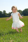 Ballerina girl Royalty Free Stock Image