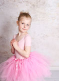 Ballerina Girl Royalty Free Stock Photography
