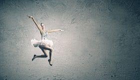 Ballerina girl Stock Photo