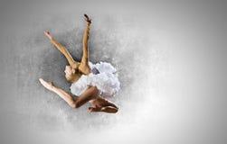 Ballerina girl Royalty Free Stock Photography