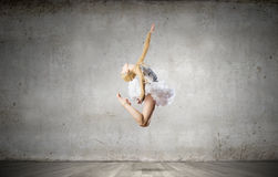 Ballerina girl Royalty Free Stock Photos