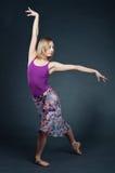 Ballerina Arkivfoton