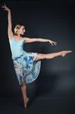 Ballerina Arkivfoto