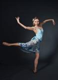 Ballerina Royaltyfri Fotografi