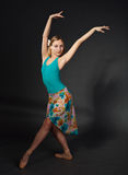 Ballerina Arkivbilder