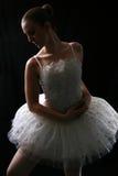Ballerina im Schatten #2 Stockbilder