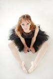Ballerina. Lifestyle. Beautiful ballerina during performance Stock Photo