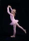 ballerina little Royaltyfri Foto