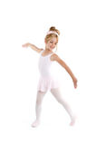 Ballerina little children dancer Royalty Free Stock Photo