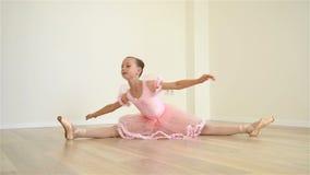Ballerina Llittle απόθεμα βίντεο