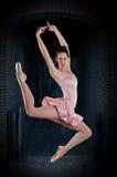 Ballerina performing Stock Photos