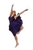 Ballerina performing Royalty Free Stock Image