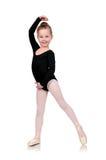 Ballerina in pointe Stock Photos