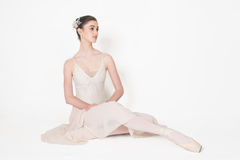 Ballerina Pose royalty free stock images