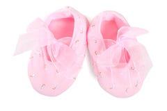 Ballerina shoes Royalty Free Stock Photo