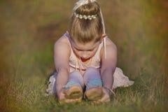 Free Ballerina Sunset Stock Image - 31398541