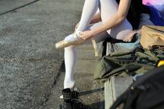 Ballerina Royalty Free Stock Photography