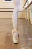 Ballerina training