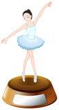 A ballerina trophy Stock Photo