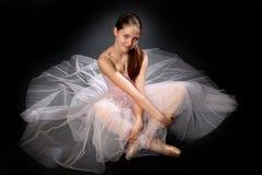 ballerina1 免版税图库摄影